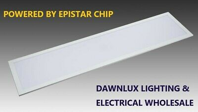 40W LED Ceiling Panel Light; 300x600mm or 300x1200mm; Daylight, AU Plug