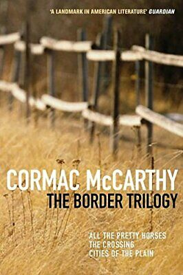 The Border Trilogy by McCarthy, Cormac Paperback Book The Cheap Fast Free Post