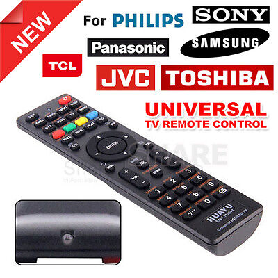 Universal LCD/LED/HD/3D TV Remote For Samsung/Panasonic/TCL/TOSHIBA/PHILIPS/JVC