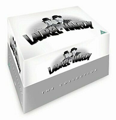 Laurel & Hardy - The Collection (21-disc Box Set) [DVD] - DVD  E8VG The Cheap