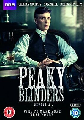 Peaky Blinders - Series 2 [DVD] - DVD  M8VG The Cheap Fast Free Post