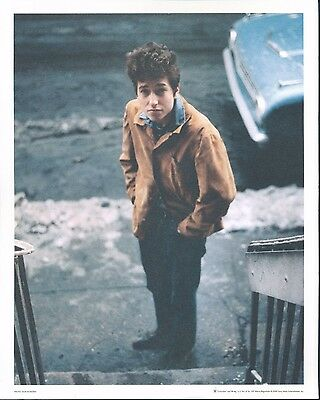 Bob Dylan - Original Publicity Re-Issue Litho - 2009