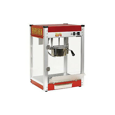 Paragon 4 oz. Theater Style Commercial Popcorn Machine Concession Stand 1104210