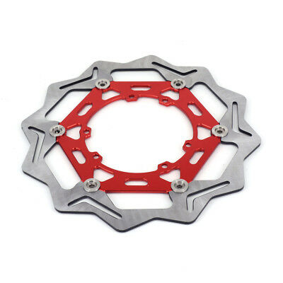 For Honda CRF230 CR125R CR250R CR500R 270MM Front Floating Brake Disc Rotor