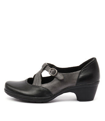 New Planet Machi 2 Black Multi Womens Shoes Casual Shoes Heeled
