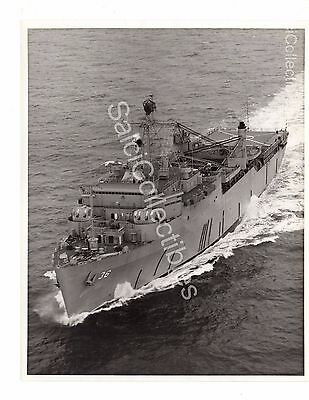 US Navy class Dock Landing Ship Anchorage LSD-36 Official Photo 8x10