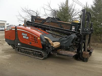2008 Ditch Witch Jt3020 Mach 1   Directional Drill, Boring, Hdd