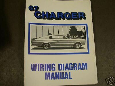 1967 dodge charger wiring diagram manual