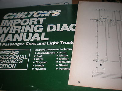 1989 nissan 240 sx fastback coupe wiring diagrams schematics manual sheets  set