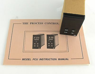 NEW Red Lion Controls PCU01000 Temperature Controller, Furnaces