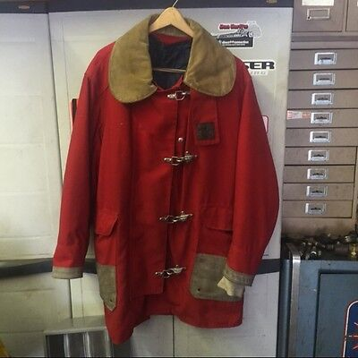 Firehouse Turnout Coat Dennis Smith Collection