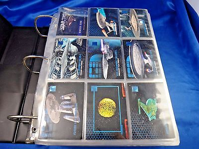 Star Trek 30 Yrs Phase 1-2-3 1-300 Deep Space 9 1-100 Over 1000 Cards Plus Coins