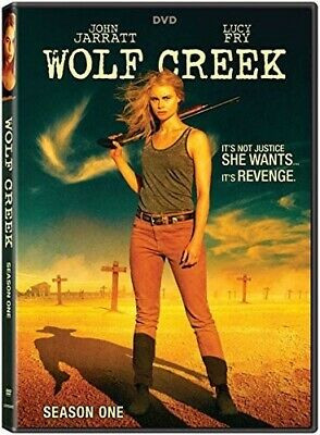 Wolf Creek: Season 1 - 2 DISC SET (2017, DVD NEW)