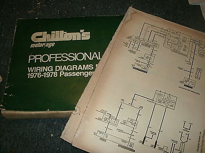 1977 ford ltd country squire mercury grand marquis wiring diagrams sheets  set