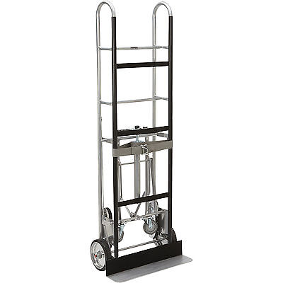 1200lb Industrial Appliance Dolly Hand Truck Cart Heavy Duty Strap Stair Climber