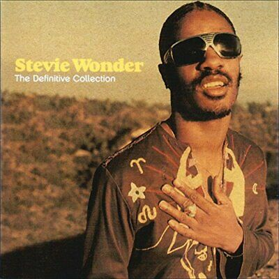 Stevie Wonder - Definitive Collection - Stevie Wonder CD 2GVG The Cheap Fast The