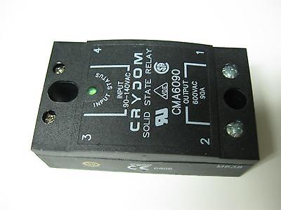 Crydom CMA6090 Solid State Relay, 90-140 VAC Input, 600 VAC 90A Output