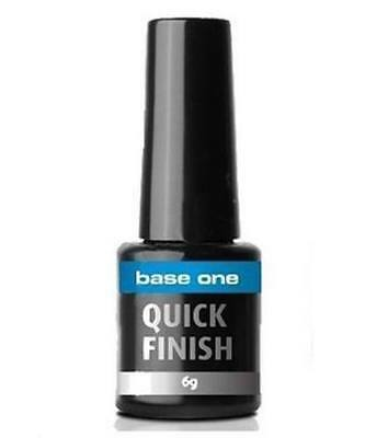 Silcare Base One High Gloss Quick Finish Top Coat 8g