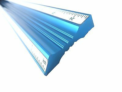 "38"" Aluminum Straight Edge Bevel Edge Guaranteed Straight to .003""/38"" BESE38"