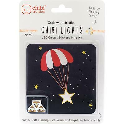 Chibitronics Introduction Kit - Chibi Lights Add Lights To Your Paper Crafts