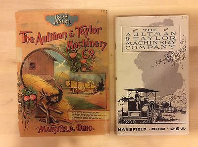 The Aultman & Taylor Machinery Co. Literature