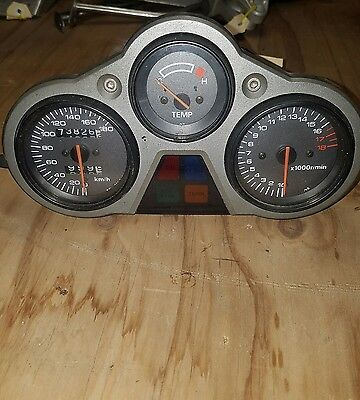 Suzuki across 250 speedo/ dash cluster/ gauges