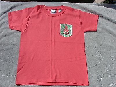 Girl Monogram L T-shirt  Size Youth Small
