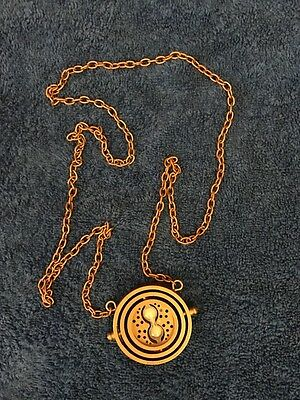 Hermione Granger Time Turner Necklace, Toy, Harry Potter, Noble, Wizarding World