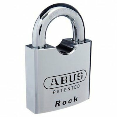 ABUS Padlock 83/80 High Security ROCK Padlocks-For Shipping Containers-Free Post