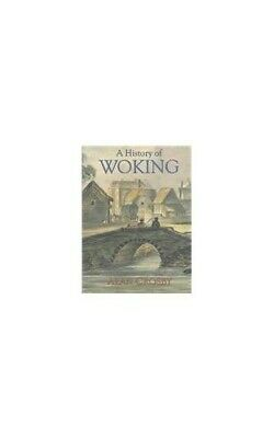 A History of Woking, Cullingford, A Hardback Book The Cheap Fast Free Post