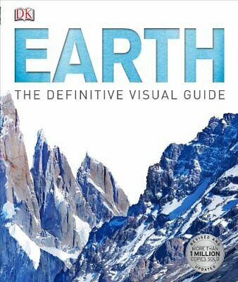 Earth: The Definitive Visual Guide (Dk) by DK Book The Cheap Fast Free Post