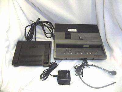 Dictaphone  2710 Voice processor W/ Foot pedal & power supply
