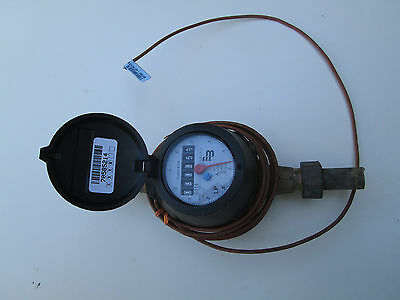 """Badger Water Flow Meter 5/8"""" Npt -- Vcg -- With Wire Lead"""