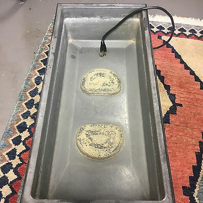 Vollrath Cayenne Bain Marie Food Warmer Counter Top Electric 120V - 71001