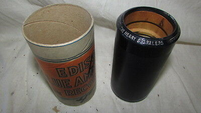 Edison Ba Cylinder Record 4941 The Merry Sparklers