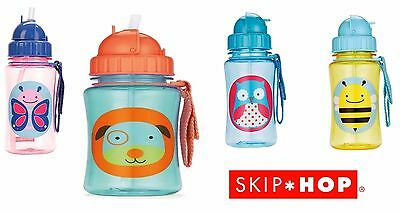 Skip Hop Non Spill Baby Infant Cup 350 ml Sippy Zoo