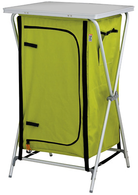 Euro Trail Cozumel Camping Cabinet - Lime