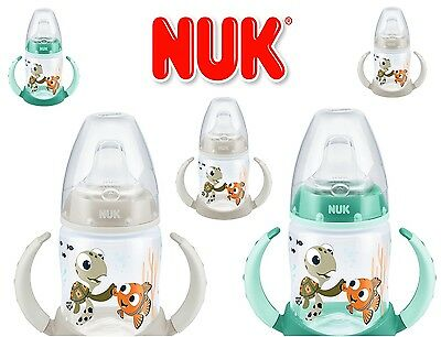 NUK Non Spill Cup Silicone Tip and Handles Dory 150 ml Baby Infant Sippy