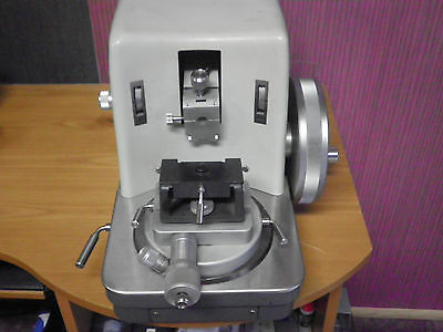 Dupont Sorvall Type JB-4 Manual Lab Precision Cutting Rotary Microtome