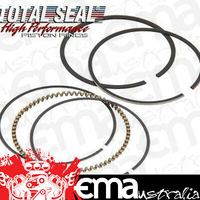 """Total Seal Piston Rings TOTCR3690-05 Moly 4.005″ Bore 1/16"""" 3/16"""" File Fit Rin"""