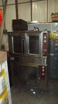 SouthBend SilverStar 1/2-Hp electric oven with proofer