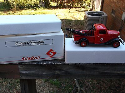 Nib Eastwood Limited Edition 1 Of 3000 1:18 Scale 1936 Ford Texaco Wrecker