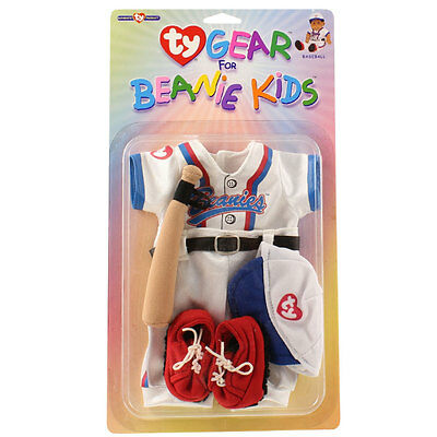 TY Gear - BASEBALL - New TY Beanie Baby Kid Clothes
