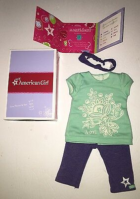 American Girl Doll Tropical Bloom Outfit - in Box