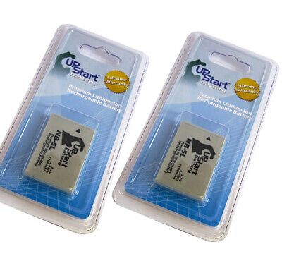 2x Battery for Canon Powershot S110, Powershot SX210 IS, SX230 SX210 SX200