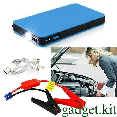 Newly 20000mAh Portable Car Jump Starter Pack Booster Charger Battery Power Bank