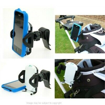 Golf Bag Clip Mount & Cradle for the Apple iPhone 4