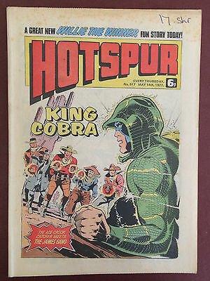 Hotspur (Collectable Comic) - No 917 May 14th 1977 - D C Thompson & Co Ltd
