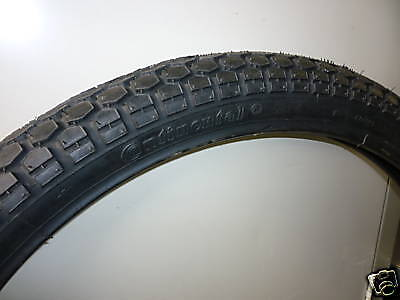19 inch - NSU Quickly /Caval/Lino/ Moped NEW Tyre Tire 2-19 (23x2.00)