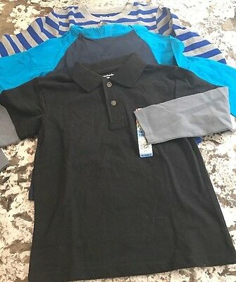 3 Nwt Toddler Boy Shirts Size 5T
